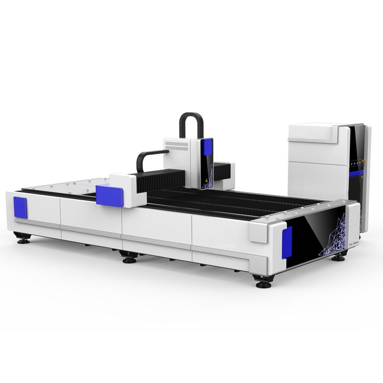 单台面金属激光切割机HRJG-4015-1000