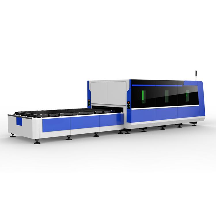 交换台大包围激光切割机HRJG-4015-1500DS