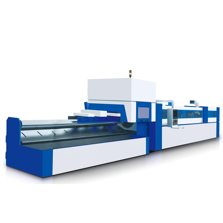 金属管材激光切割机HRJG-5000-220-2000