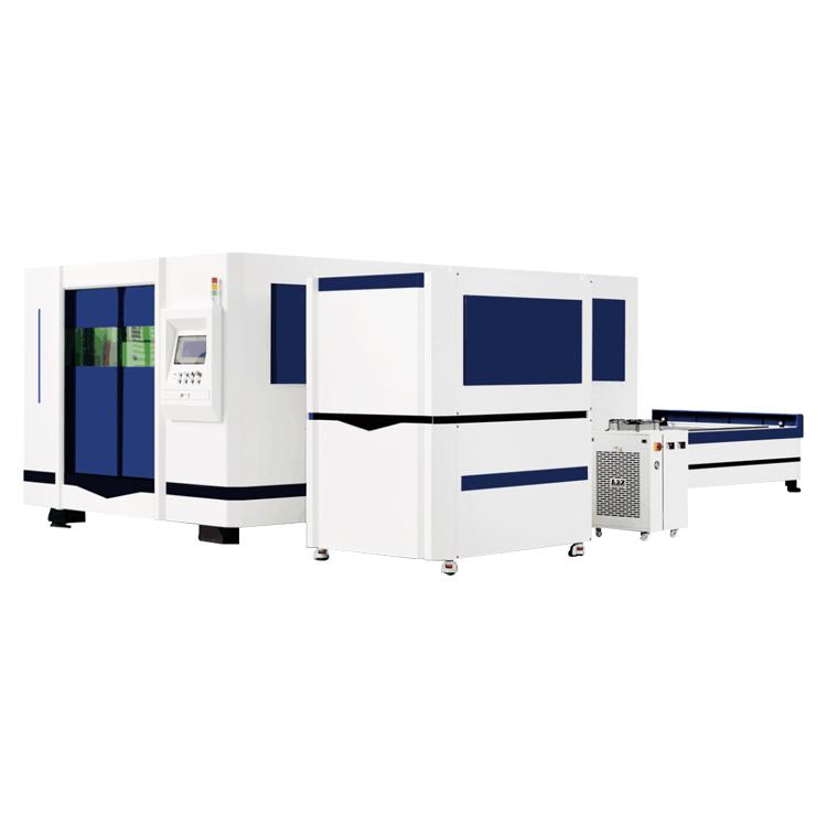 保护罩钣金激光切割机HRJG-6015-4000DS