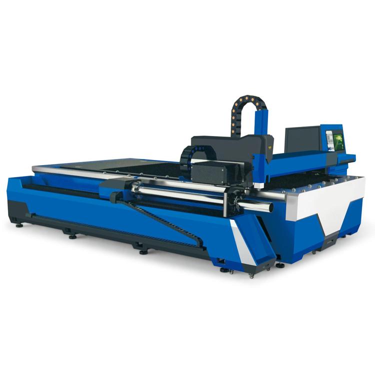 单台面管板激光切割一体机HRJG-4015-2000T