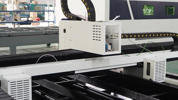 金属激光切割机的灵活性表现在哪里?