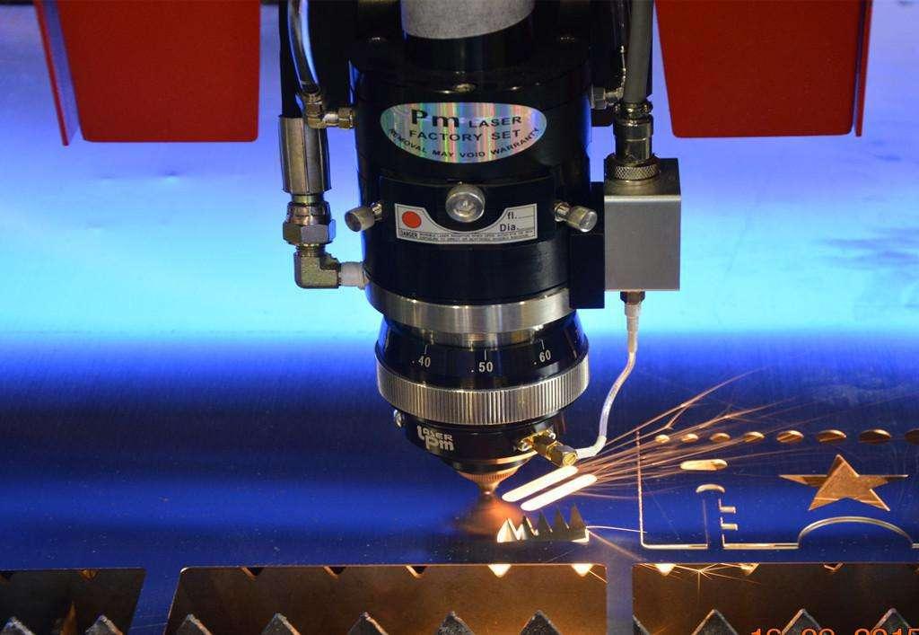 金属光纤激光切割机复位异常的原因与解决办法