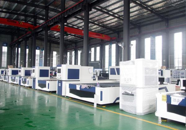 金属加工企业与激光切割机厂家的深入交流