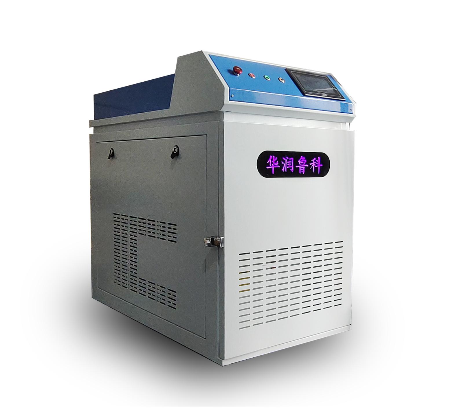 使用手持式激光焊接机时辅助气体为什么要正确吹起气?[华润鲁科]